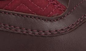 Cordovan Leather swatch image