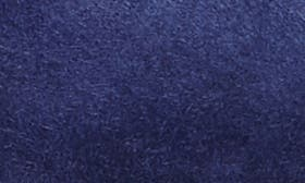 China Blue Suede swatch image