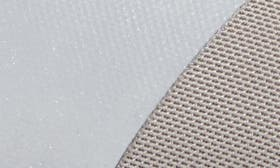 Grey Reflective Leather swatch image