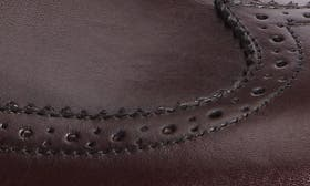Burgundy Leather swatch image