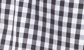Black White Gingham swatch image