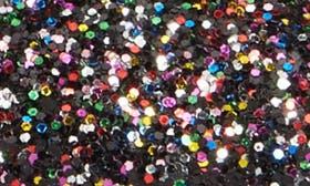 Black Multi Chunky Glitter swatch image