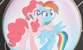 Pinkie Pie Rainbow Dash swatch image