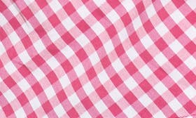 Pink- White Gingham swatch image