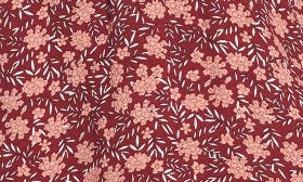 Red Grape Agrarian Floral swatch image