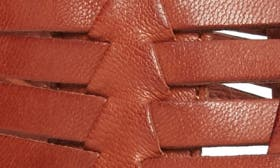 Bourbon Leather swatch image