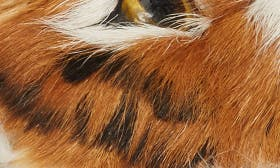 Brown Faux Fur swatch image