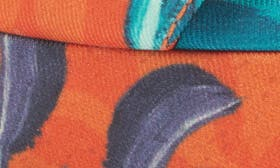 Orange Multi Fabric swatch image