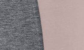 Carbon Heather/Particle Rose swatch image