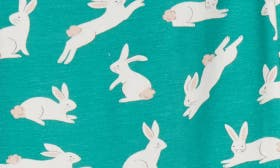 Soft Lily Pad Green Bunnies swatch image
