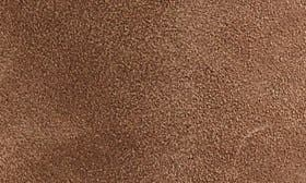 Taupe Suede Wide Calf swatch image