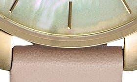 Pink/ Mop/ Rose Gold swatch image