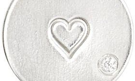 Silver - Heart swatch image