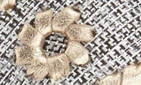 Black Fabric/Platinum swatch image