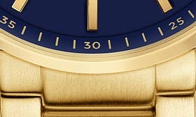 Gold/ Navy swatch image