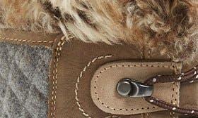 Camel/ Natural/ Shitake swatch image