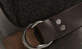 Vintage Black Leather swatch image