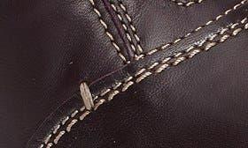 Aubergine Leather swatch image