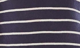 Navy/ Grey Stripe swatch image