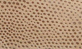 Taupe Print Leather swatch image
