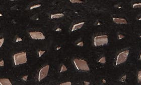 Velour Black Leather swatch image