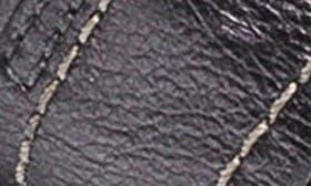 Grey Metallic Leather swatch image