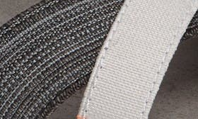 Black/ Grey Fabric swatch image