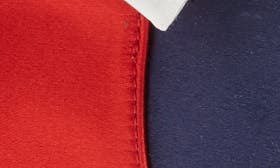 Red Multi Satin swatch image