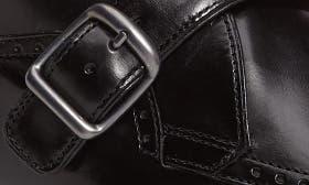 Black Calfskin swatch image