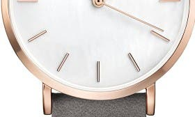 Grey/ White Pearl/ Rose Gold swatch image