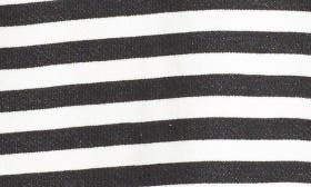 Black- White Stripe swatch image