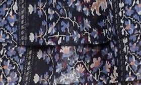 Dark Ink Blue/ Bouquet Aztec swatch image