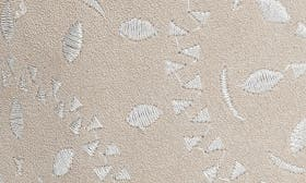 Ivory Suede swatch image