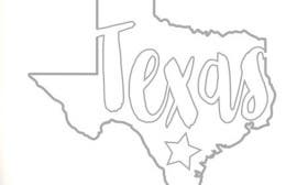 Texas swatch image