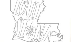 Louisiana swatch image