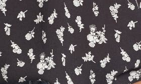 Black Wild Ditsy Floral swatch image