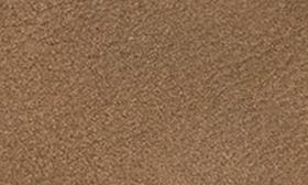 Cocoa Nubuck Leather swatch image