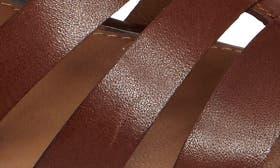 Wood Vachetta Leather swatch image