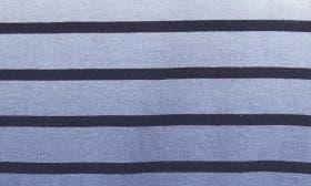 Ivory/ Navy Stripe swatch image