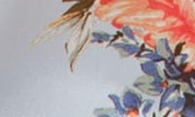 Rolanda Floral- Blue Ground swatch image