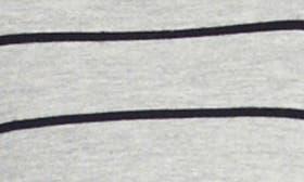 Heather Grey Stripe swatch image