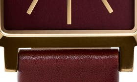 Maroon/ Gold swatch image