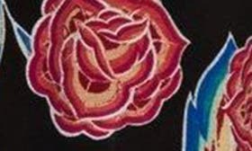 Anthracite Mexican Roses swatch image