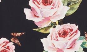 Rose/ Black swatch image