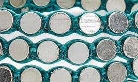 Silver/ Turquoise swatch image