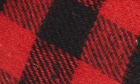 Black Red Textile swatch image