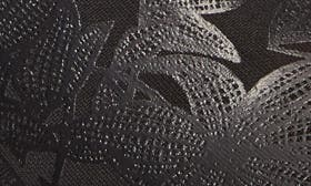 Black Printed Fabric swatch image