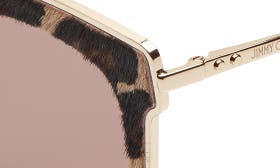 Gold Black Leopard swatch image