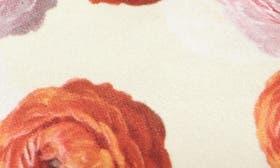 Printed Rose Fabric swatch image