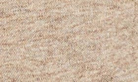 Brown Melange Knit swatch image